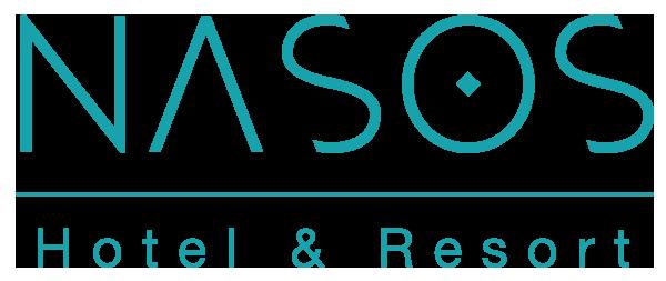 Nasos Hotel Logo BLUE